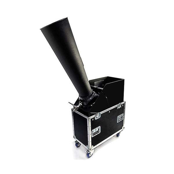 URO FX | Efectos especiales | Alquiler y montaje de máquinas de confeti y serpentinas | Storm Blaster