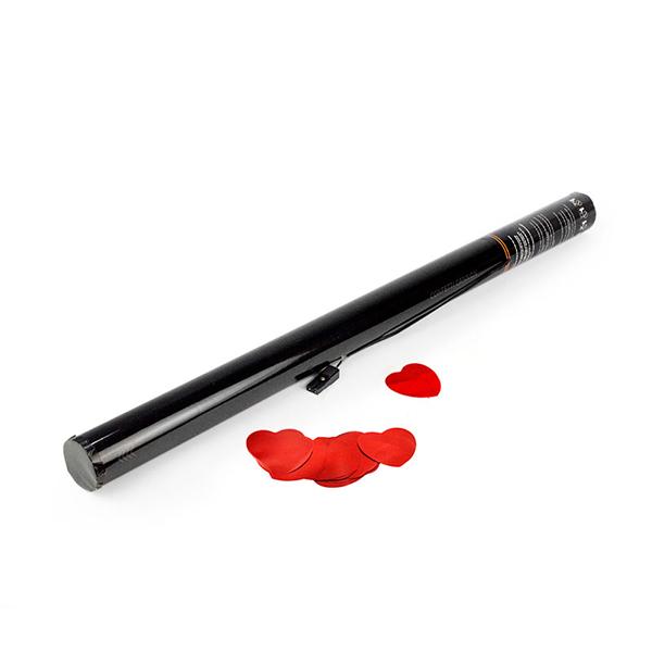 URO FX | Consumibles | Venta de cañones eléctricos | Cañones eléctricos con confeti de corazones