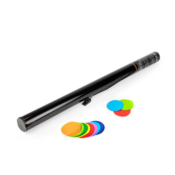 URO FX | Consumibles | Venta de cañones eléctricos | Cañones eléctricos con confeti redondo