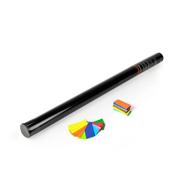 URO FX | Consumibles | Venta de cañones manuales | Cañones manuales con confeti rectangular