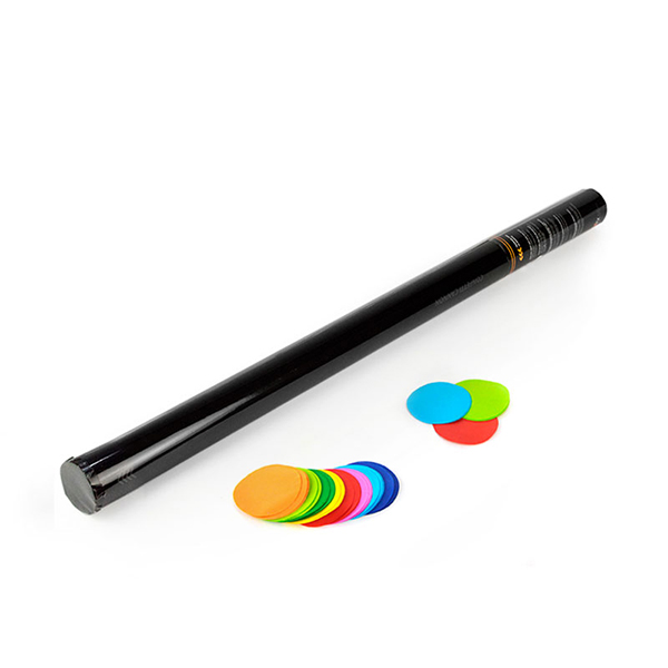 URO FX | Consumibles | Venta de cañones manuales | Cañones manuales con confeti redondo