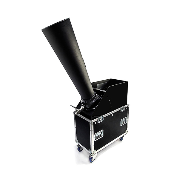 URO FX | Special Effects | Rental and Assembly of Confetti and Streamers Machines | Storm Blaster